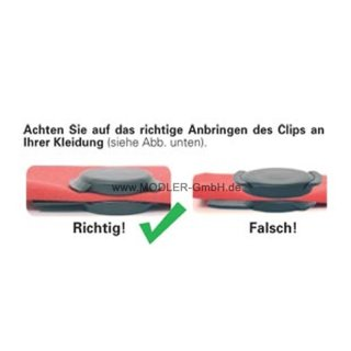 TOP-Matic Ersatz-Magnet / MAXI Power-Clip